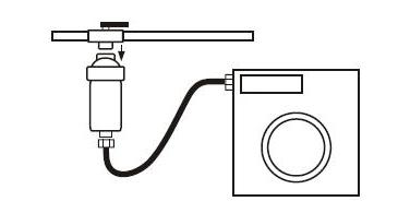 Фильтр для стиральной машины, смягчающий купить Киев
