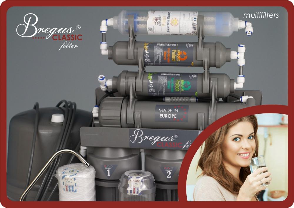 System Odwróconej Osmozy Bregus® Classic Silver RO7 - 3
