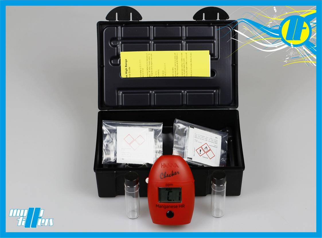 Mini fotometr do badania zawartości manganu w wodzie - 5