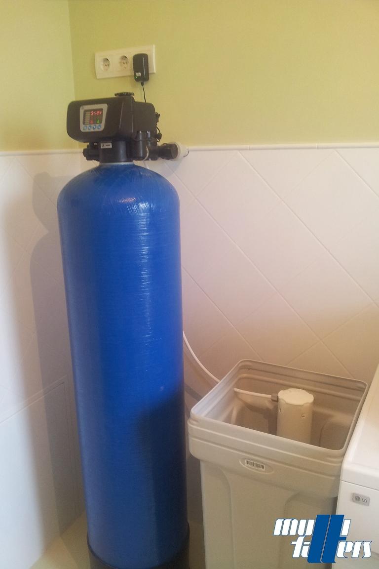 System złożonej filtracji wody Multifilters MF-30-MULTI - 1