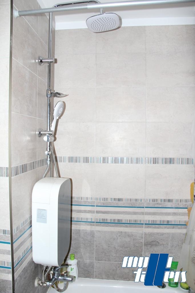Kompaktowy zmiękczacz Bregus® Shower Panel - 2