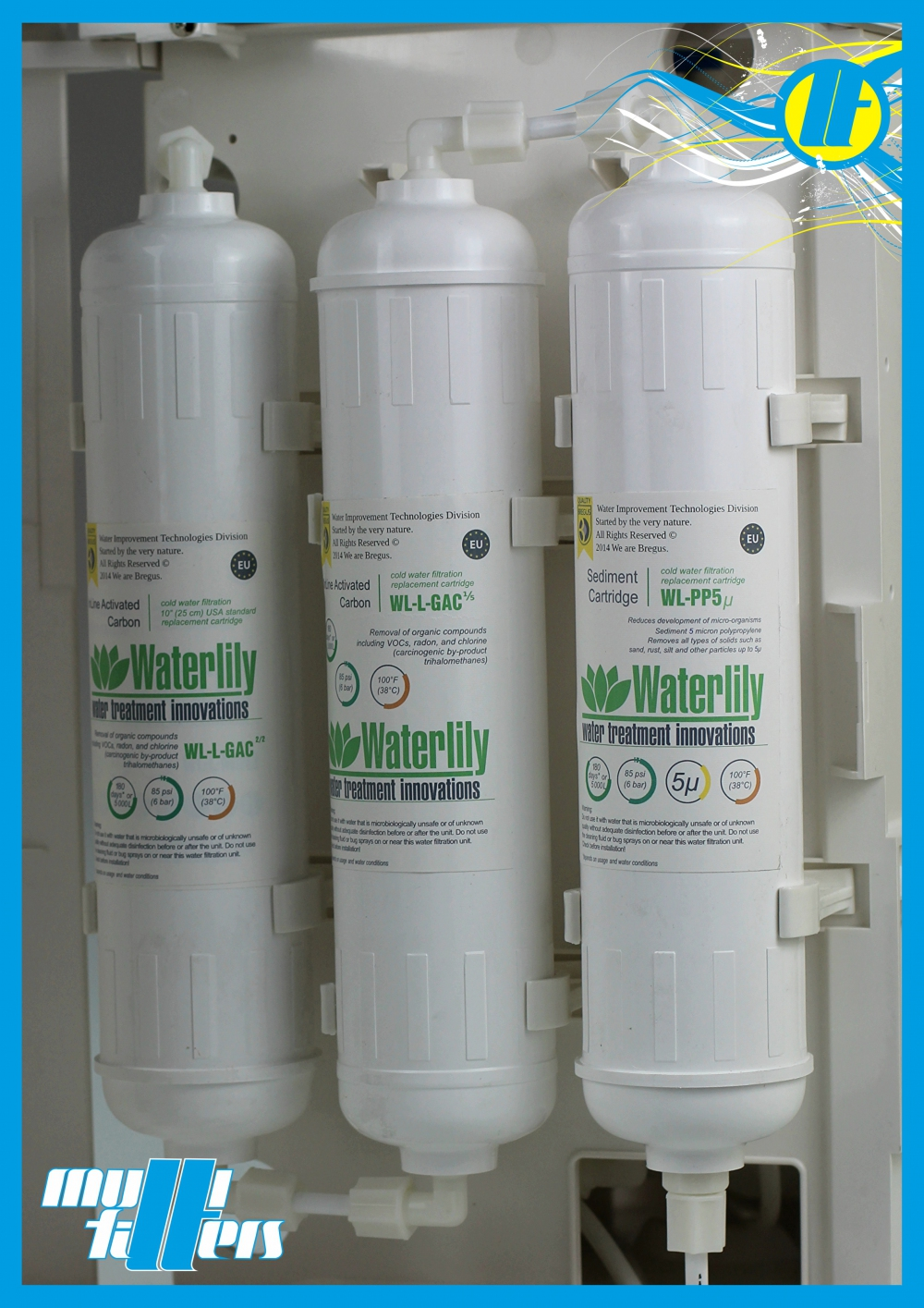 System odwróconej osmozy Waterlily 75 - 4