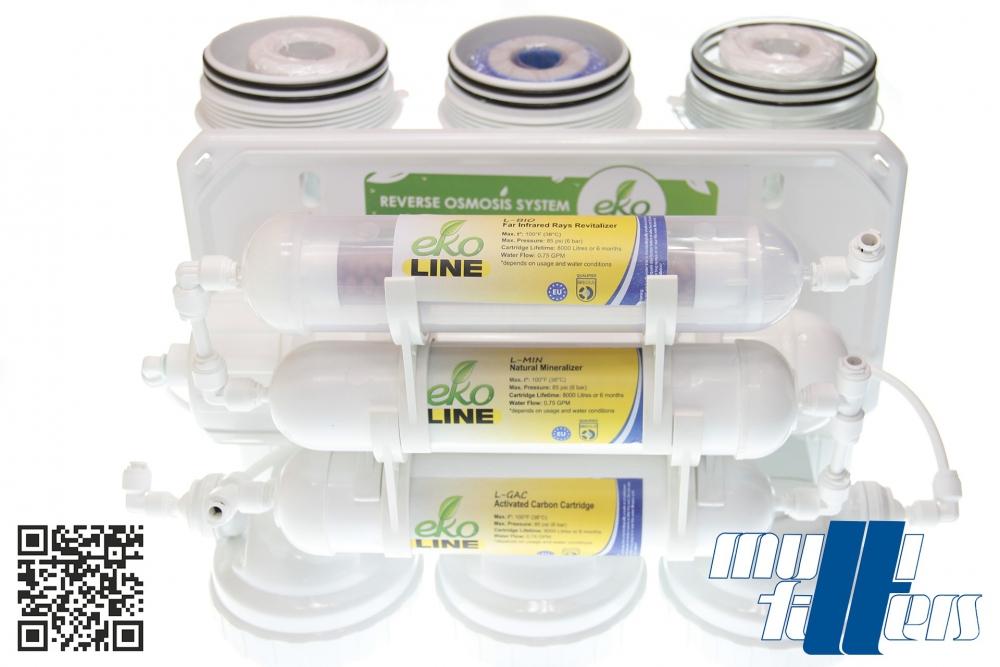 System odwróconej osmozy Eko-line RO7 - 3