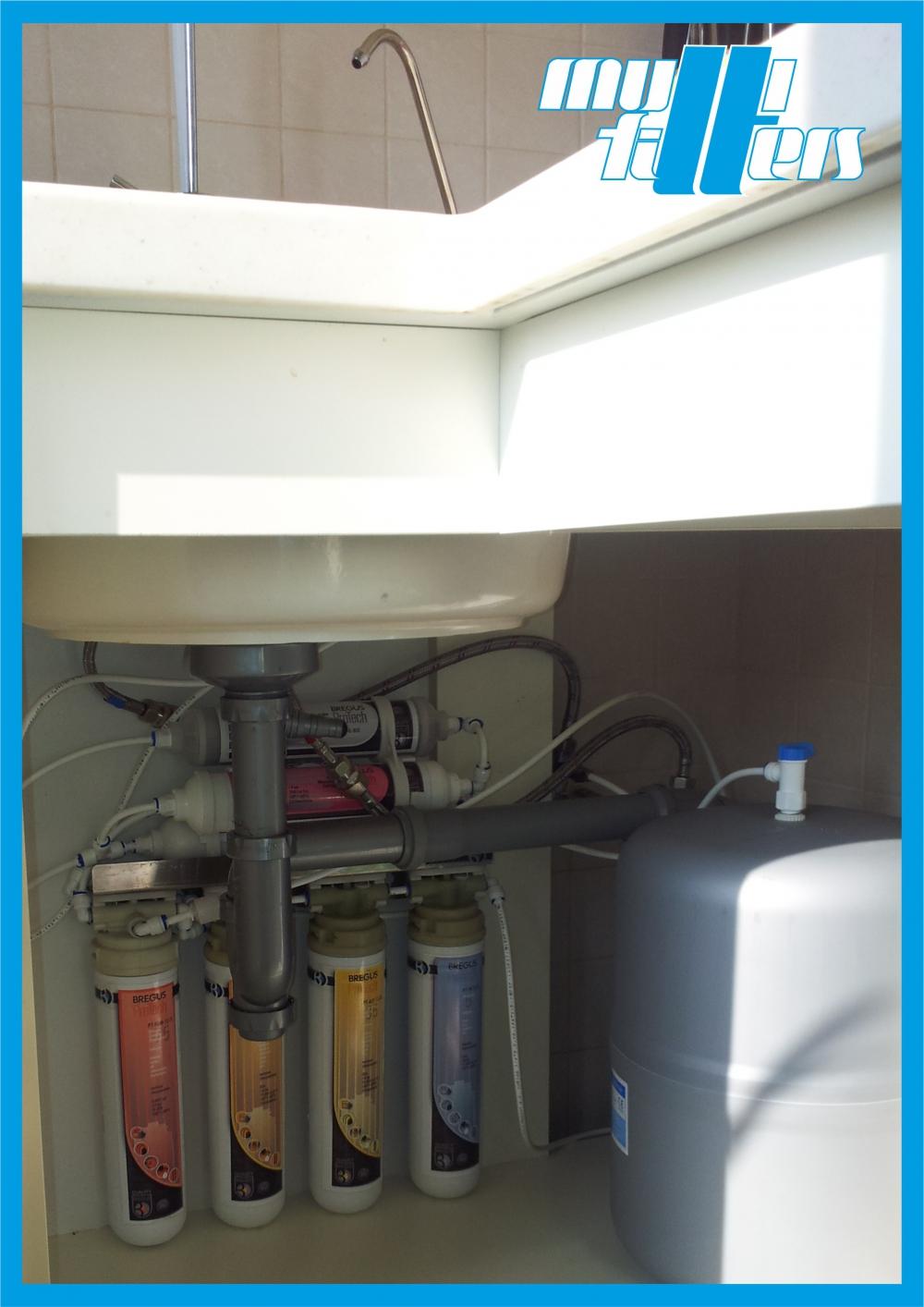 Usługa montażu systemu odwróconej osmozy - 3