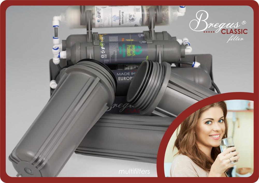 System Odwróconej Osmozy Bregus® Classic Silver RO8 - 5