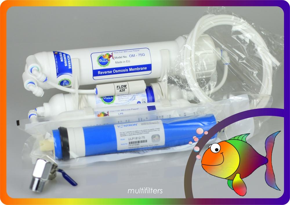 Filtr Akwarystyczny Osmoza System Oczyszczania Wody  - 3