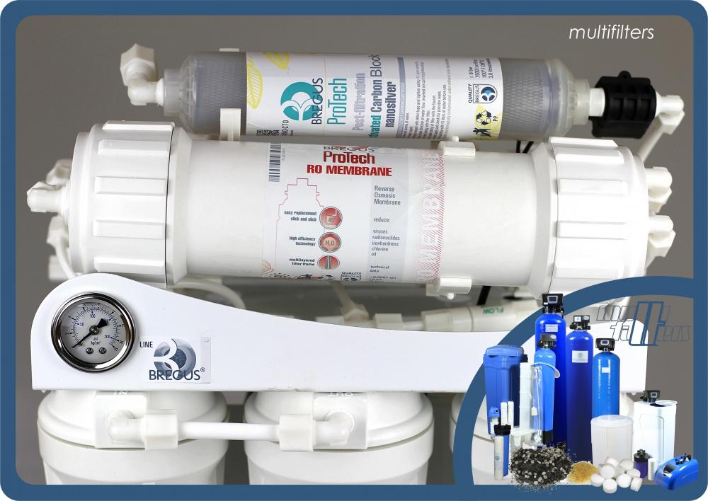 System odwróconej osmozy Bregus® RES-610 - 1