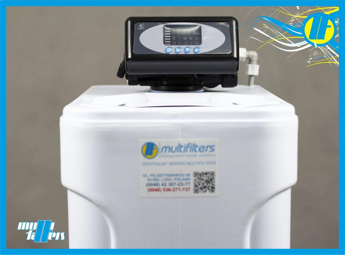 System złożonej filtracji wody Multifilters KB-3025-Multi - 7