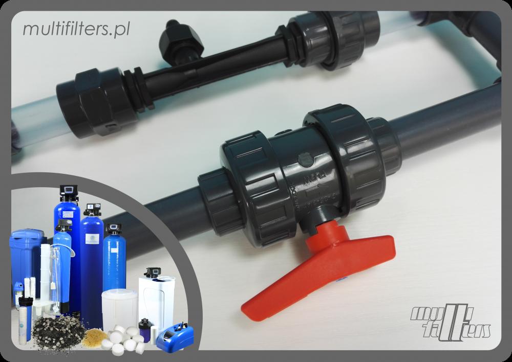 Napowietrzacz - inżektor do wody - 1