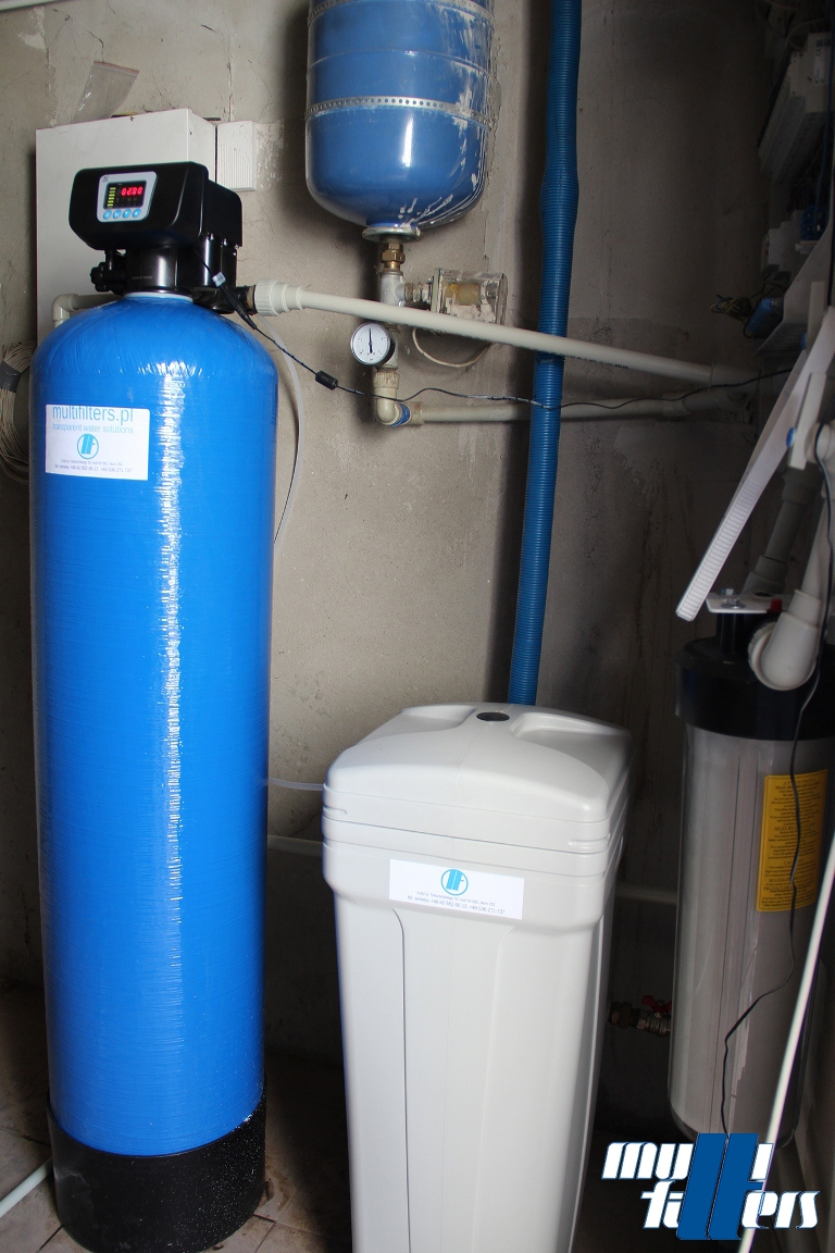 System złożonej filtracji wody Multifilters MF-30-MULTI - 3