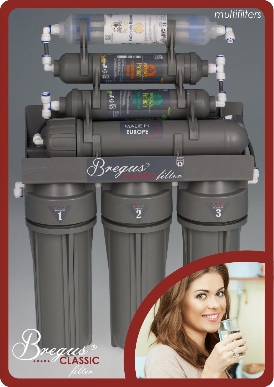 System Odwróconej Osmozy Bregus® Classic Silver RO7 - 1