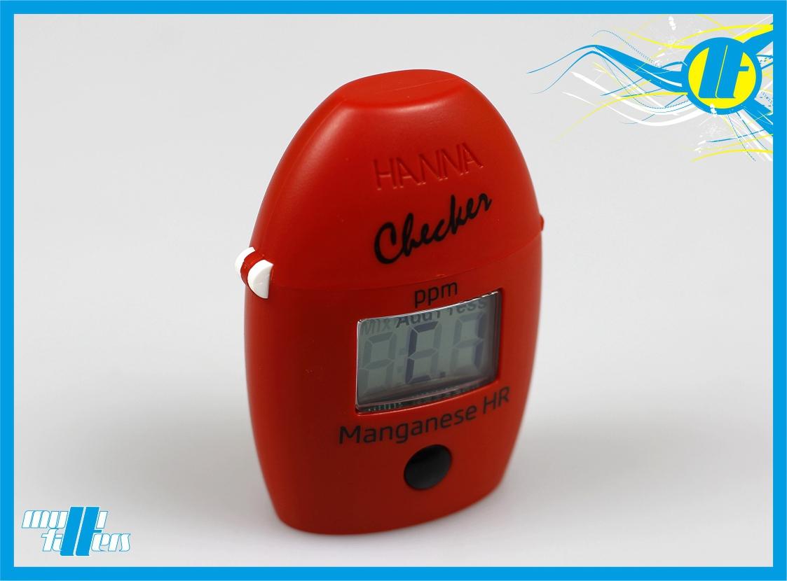 Mini fotometr do badania zawartości manganu w wodzie - 2