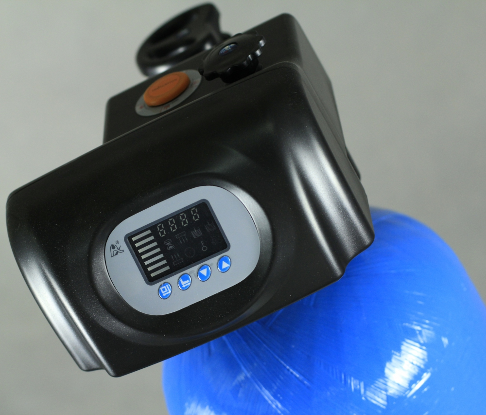 System zmiękczający Multifilters MF 40 RZ z głowicą Automatyczną + By-pass - 1