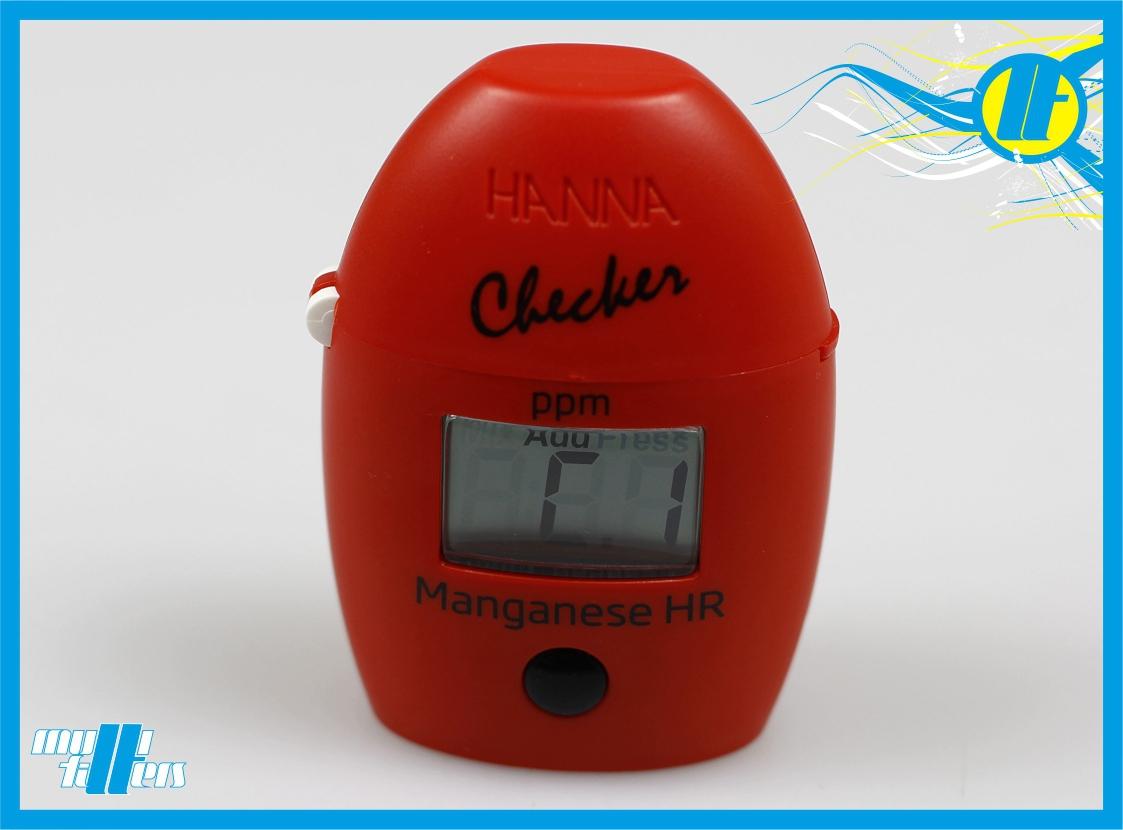 Mini fotometr do badania zawartości manganu w wodzie - 1