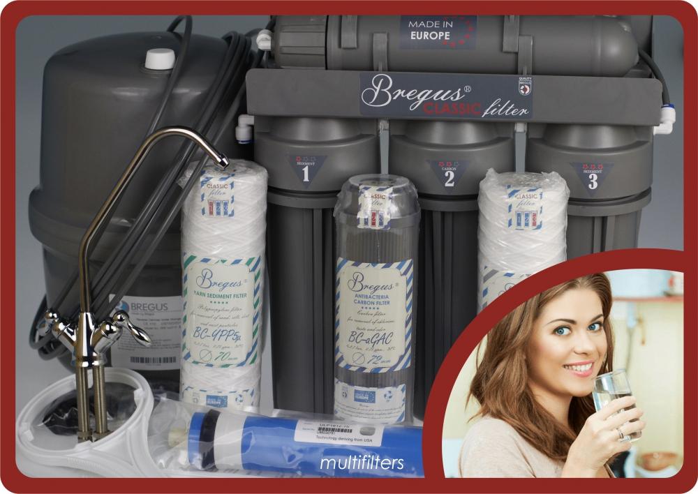 System Odwróconej Osmozy Bregus® Classic Silver RO7 - 4