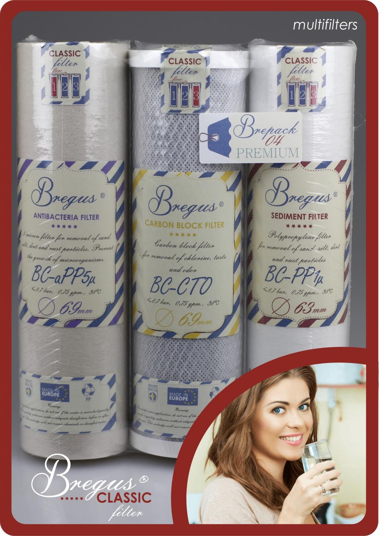 Zestaw wkładów Bregus® Classic 04 Premium - 1