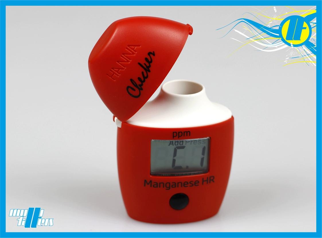 Mini fotometr do badania zawartości manganu w wodzie - 3