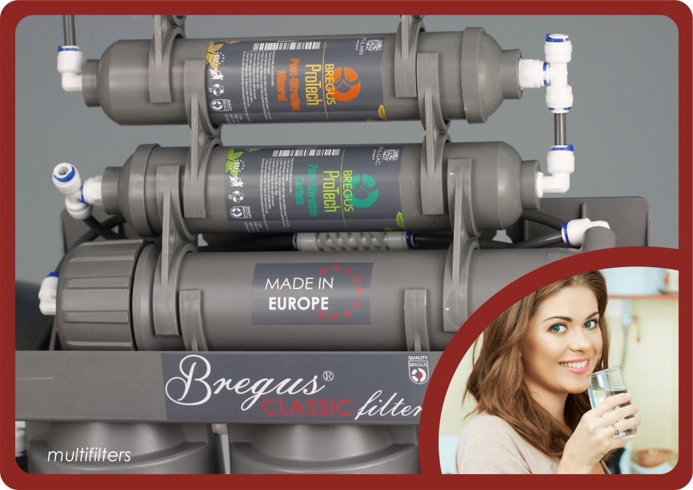 System Odwróconej Osmozy Bregus® Classic Silver RO8 - 4
