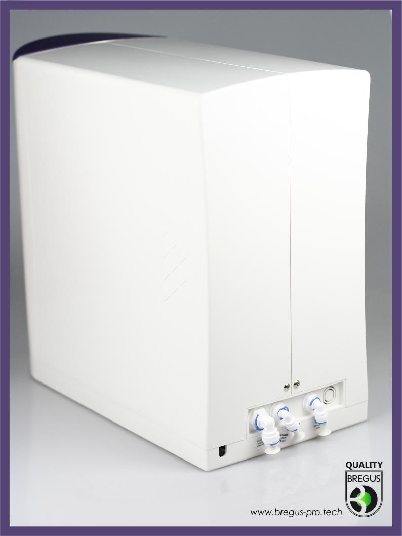 System odwróconej osmozy Bregus® Alkaline Redox - 2