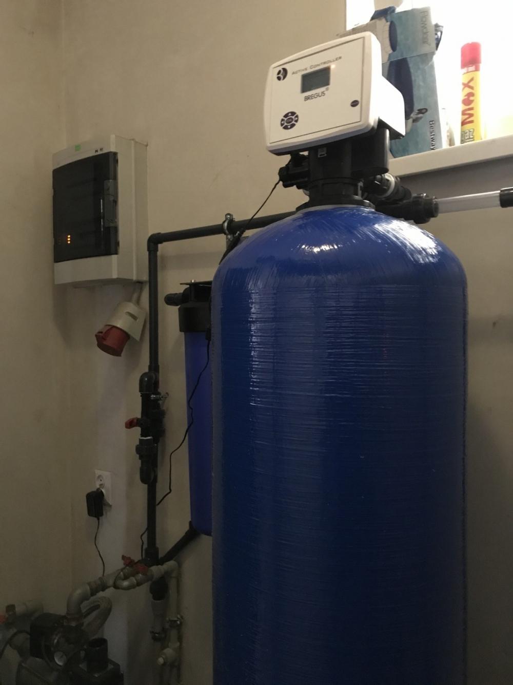 Inteligentny odżelaziacz wody iBregus ED7 - 1
