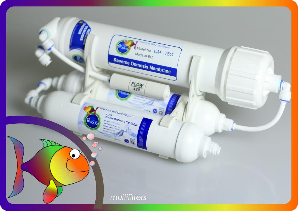 Filtr Akwarystyczny Osmoza System Oczyszczania Wody  - 1