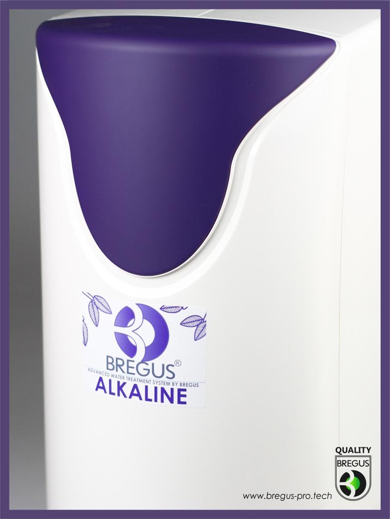System odwróconej osmozy Bregus® Alkaline Redox - 1