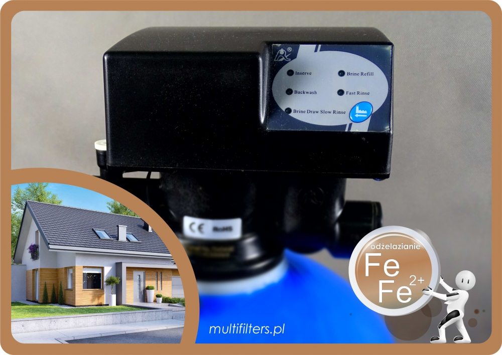 Odżelaziacz Multifilters MF AIR 16 PA - 17753